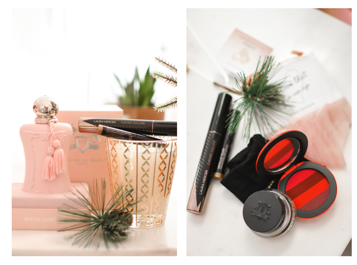 Black Friday Beauty by popular Monterey beauty blog, Haute Beauty Guide: image of Cos Bar makeup.