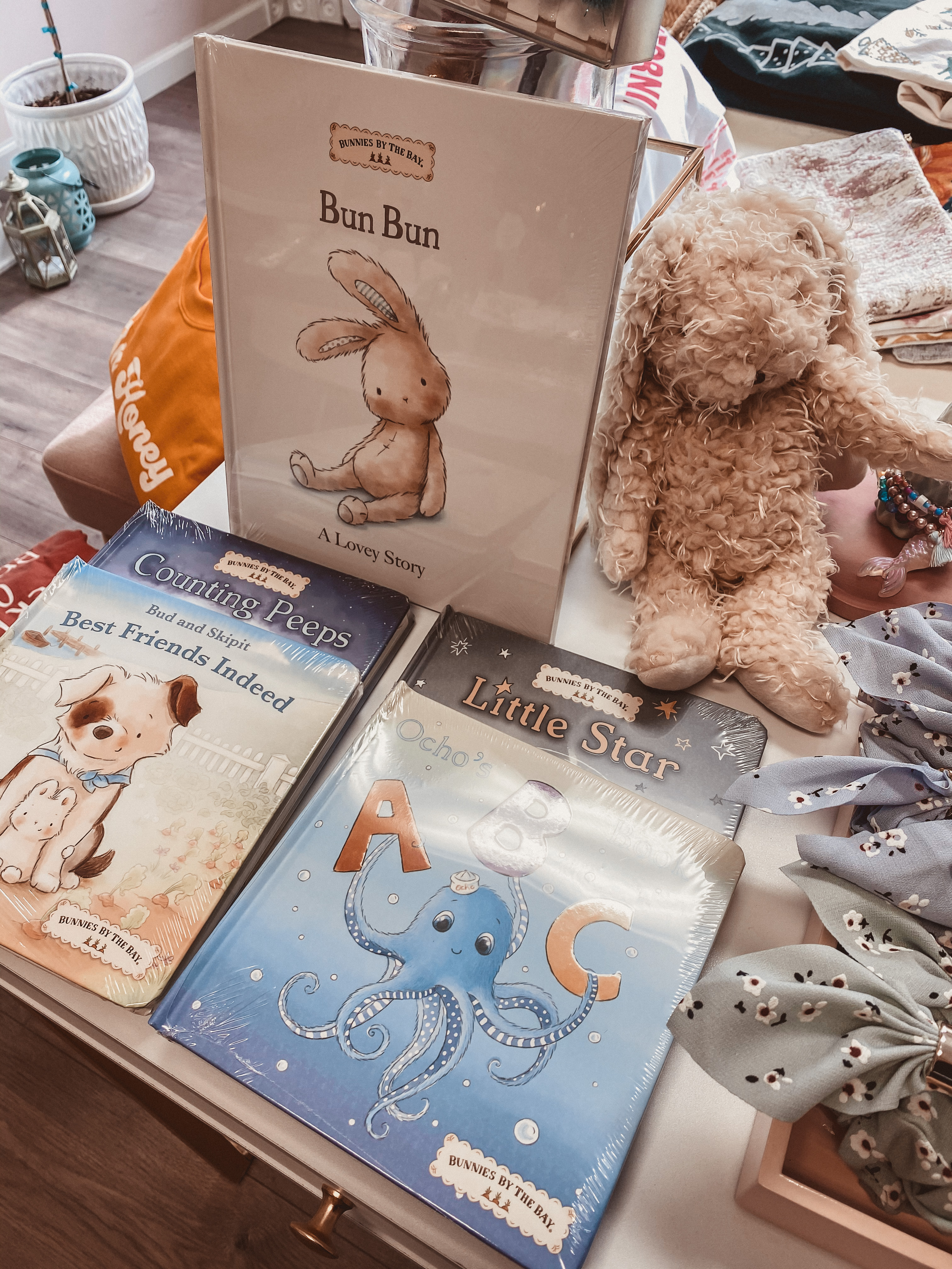 Holiday Items by popular Monterey life and style blog, Haute Beauty Guide: image of toddler books.