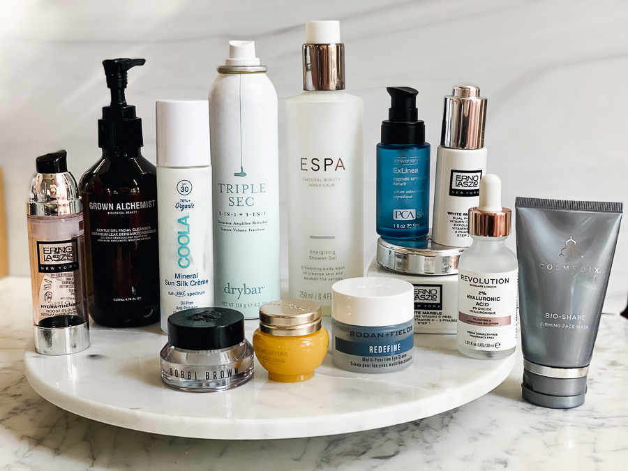 October Beauty Empties featured by top US beauty blogger, Haute Beauty Guide.