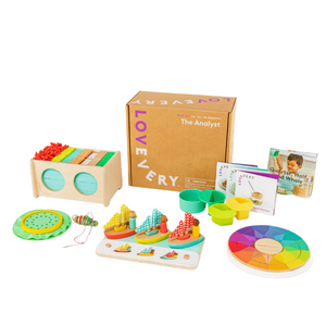 Play Kits for 0-48 months