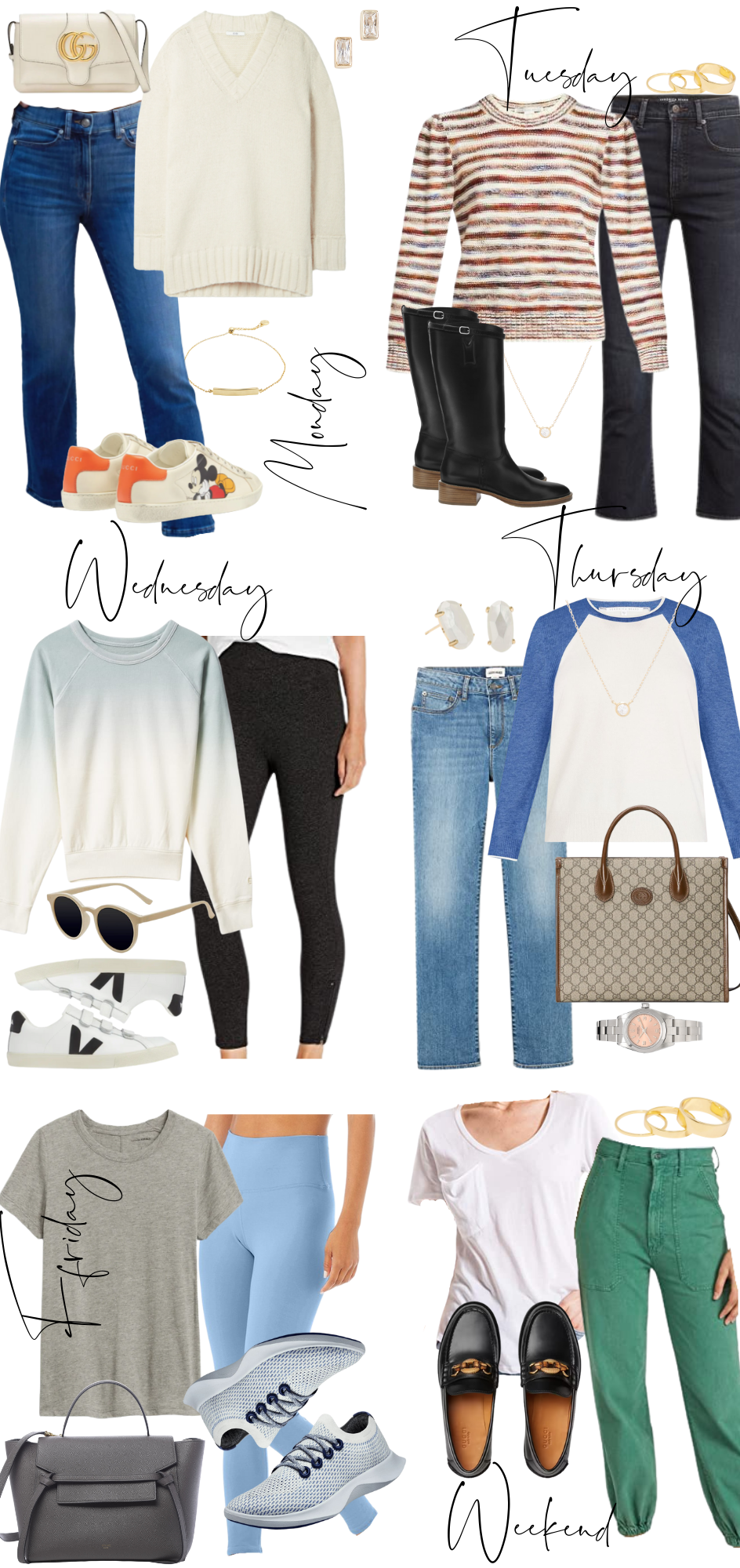 7 Fall Outfit Ideas for Women Perfect For Travel featured by top CA fashion blogger, Haute Beauty Guide.